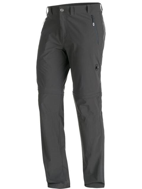 Mammut Runbold Zip Off Pant Short Men graphite